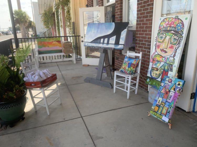 JOBA Gallery at High Cotton