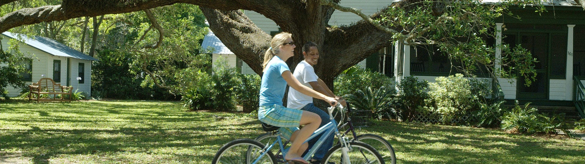 Bicycle and Golf Cart Rentals