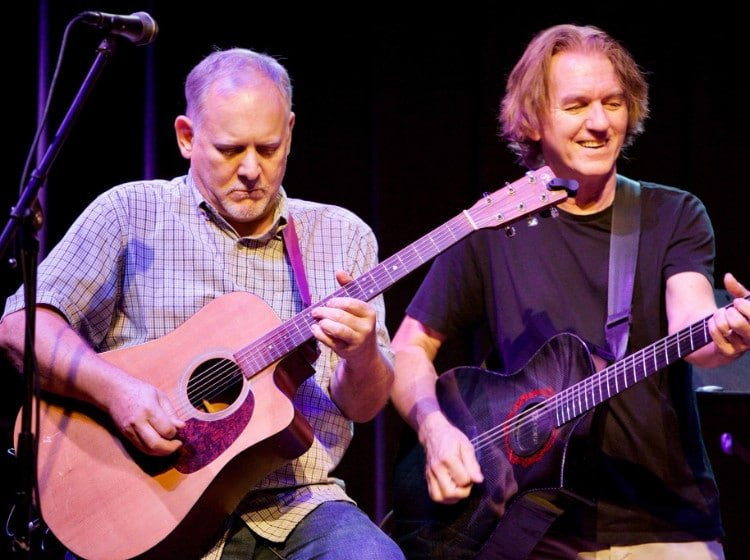 Drew Tillman & Steve Taff at Eastpoint Beer Company