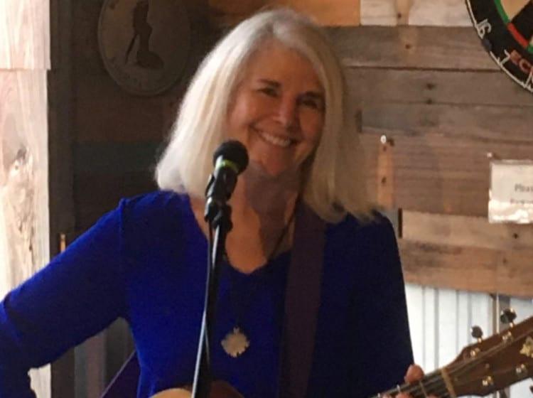Susan David at Eastpoint Beer Company