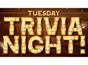 Tuesday Trivia Nights at Eastpoint Beer Company