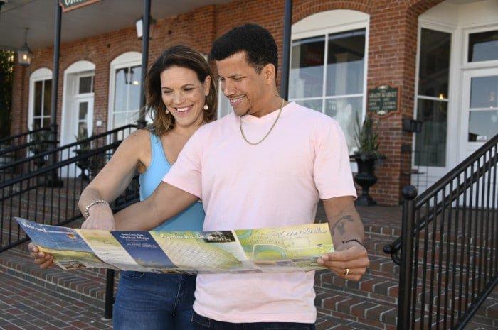 Enjoy a walking tour in Apalachicola or Carrabelle