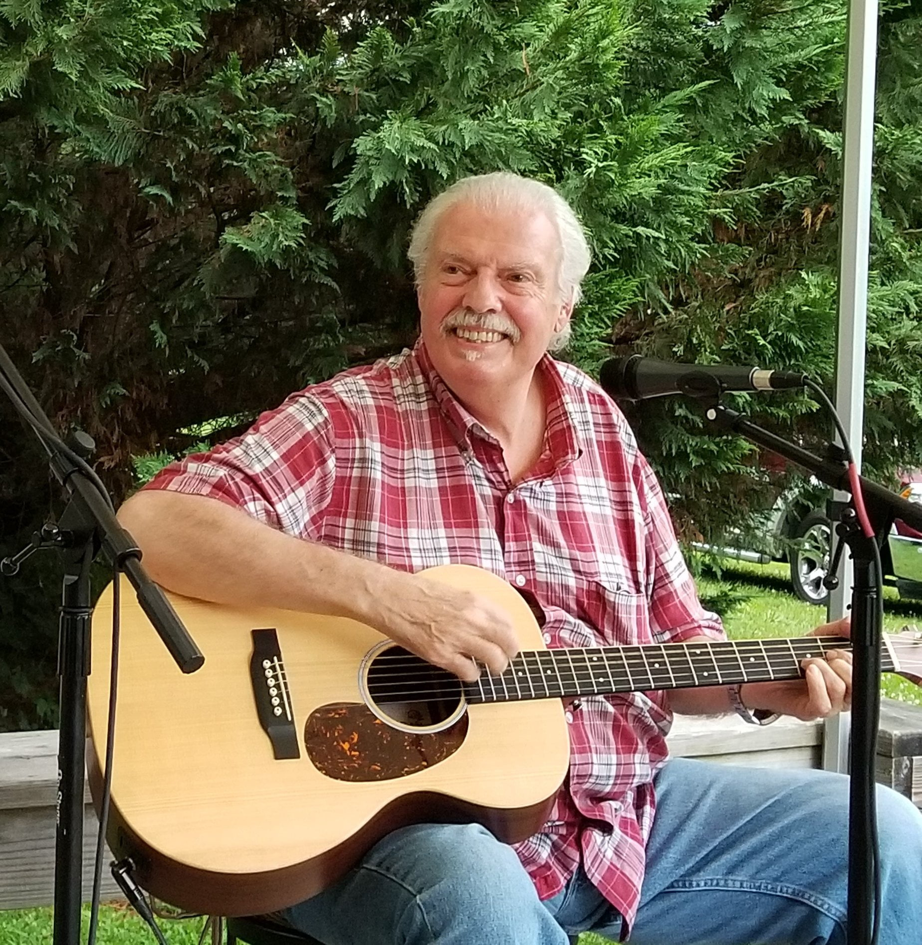 Live Music Featuring George Ausman at Eastpoint Beer Company