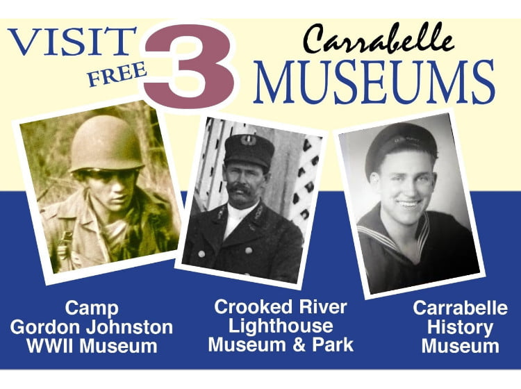 Carrabelle Museum Day