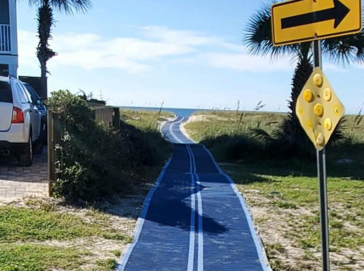 Access for All- Forgotten Coast Beaches