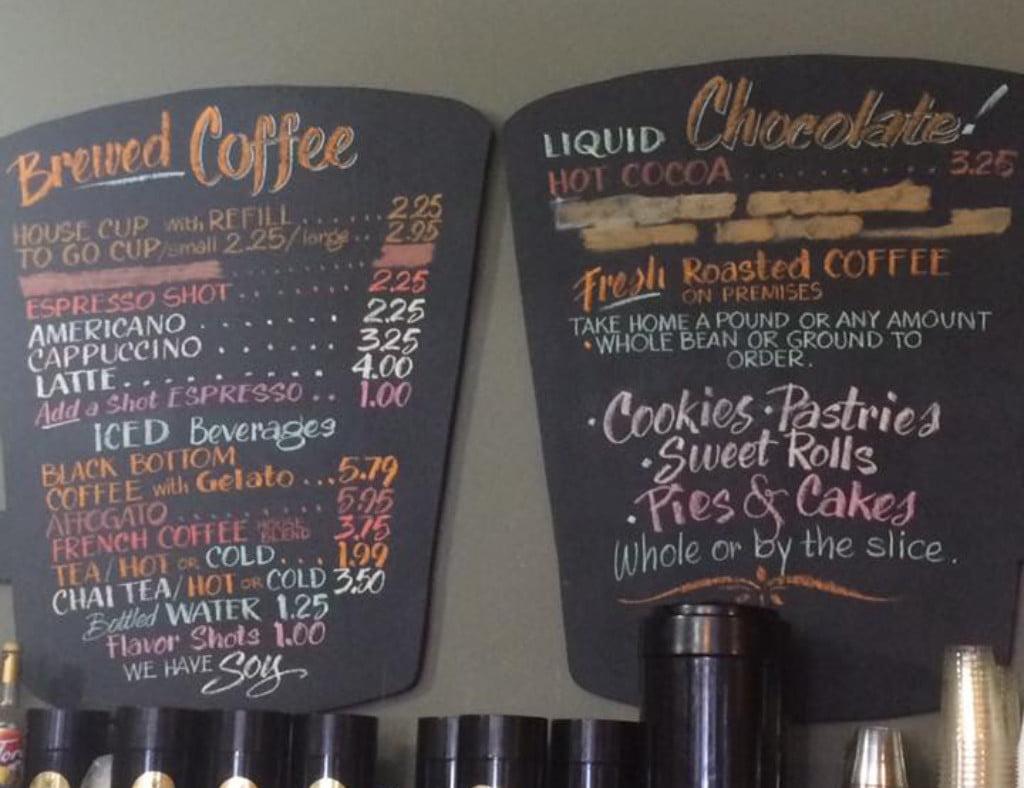 Fresh Coffee in Apalachicola Florida