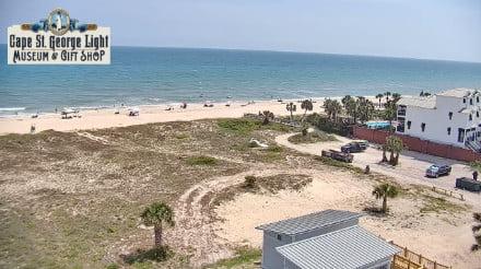 St George Island Webcam