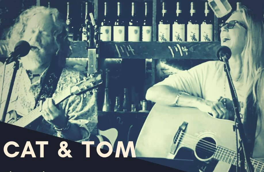 Live Music featuring Cat Braaten and Tom Mason at Eastpoint Beer Company