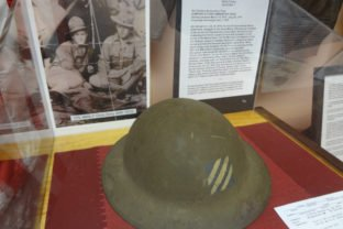 Carrabelle History Museum Military Tribute