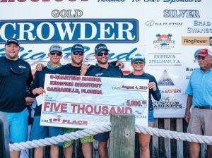 C-Quarters Annual Kingfish Shootout