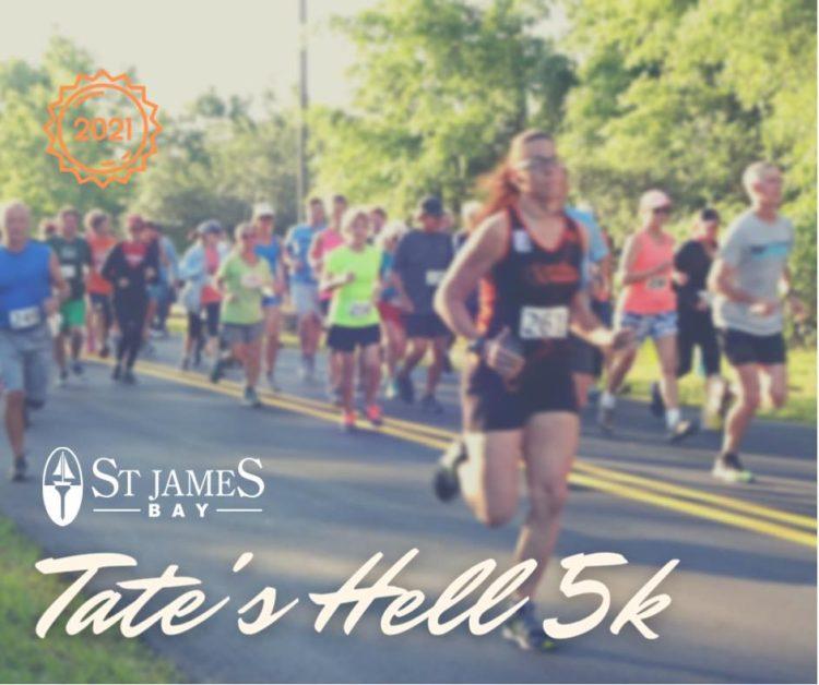 Tate's Hell 5K