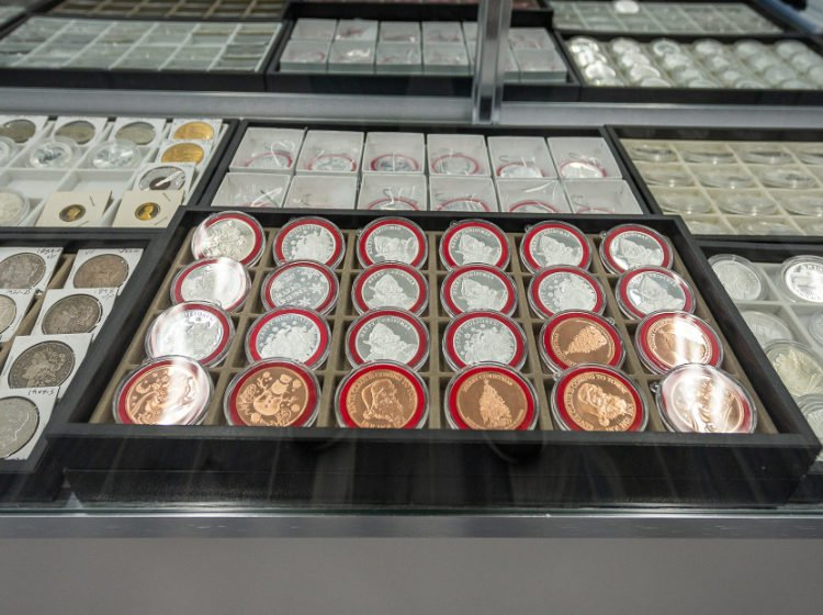 Martin's House of Coins