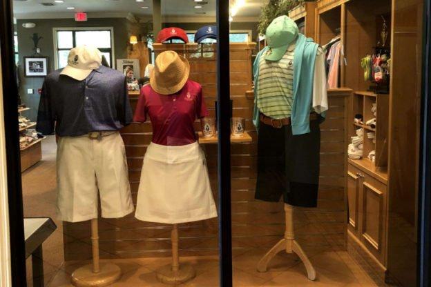 St. James Bay Golf Resort Pro Shop