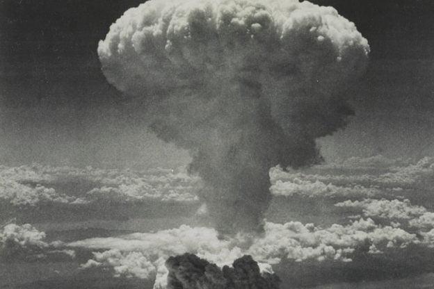 Camp Gordon Johnston WWII Museum Atomic Bomb Photo