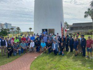 Veteran's Memorial at SGI Lighthouse