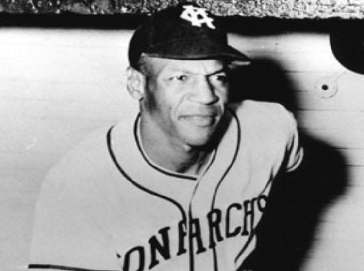 African American Baseball Player Buck O'Neal